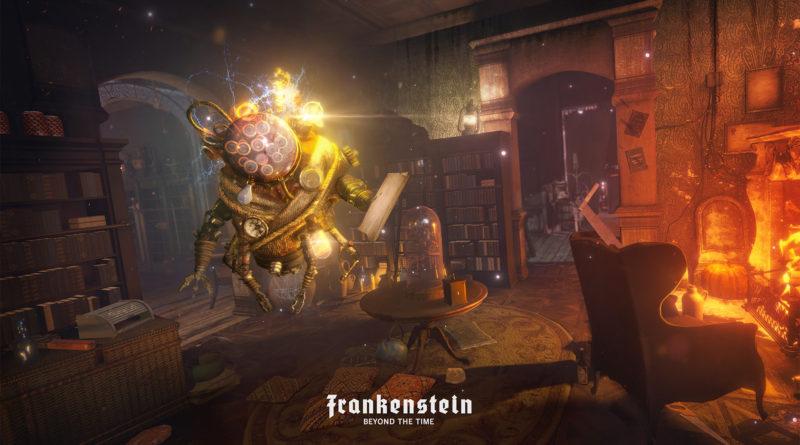 Frankenstein: Beyond Time VR