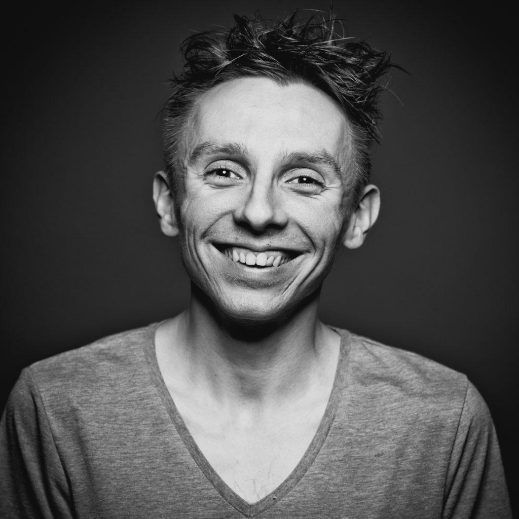 Szymon Stoczek- game script writer