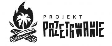 Logo gry Projekt Przetrwanie